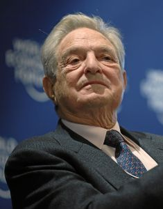 George Soros (Source: Wikipedia)