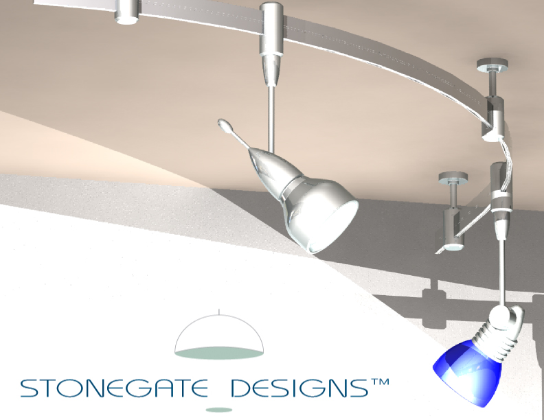 Wiring diagram for recessed lights On WinLights Deluxe