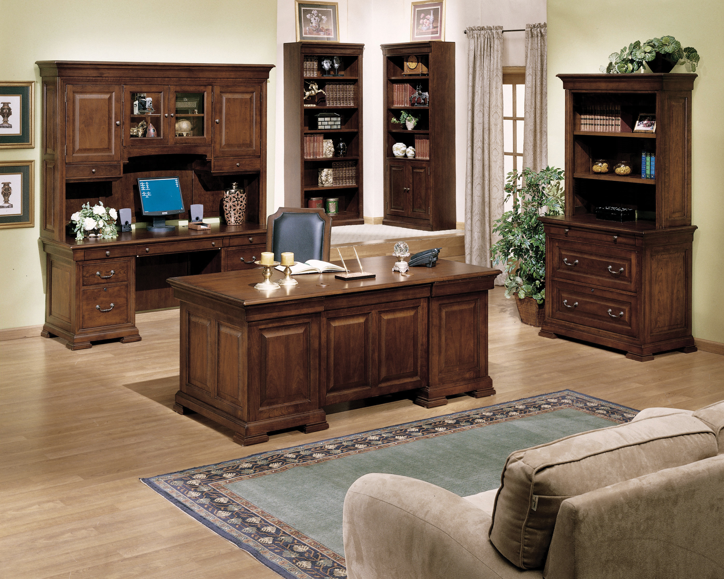 Bureau Authentic Style Office Layout And Design Plan Guide To Winners Only Furniture