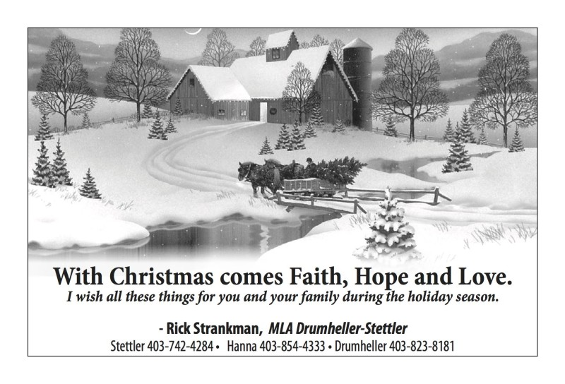 Shoplocalnow Announcement With Christmas Comes Faith
