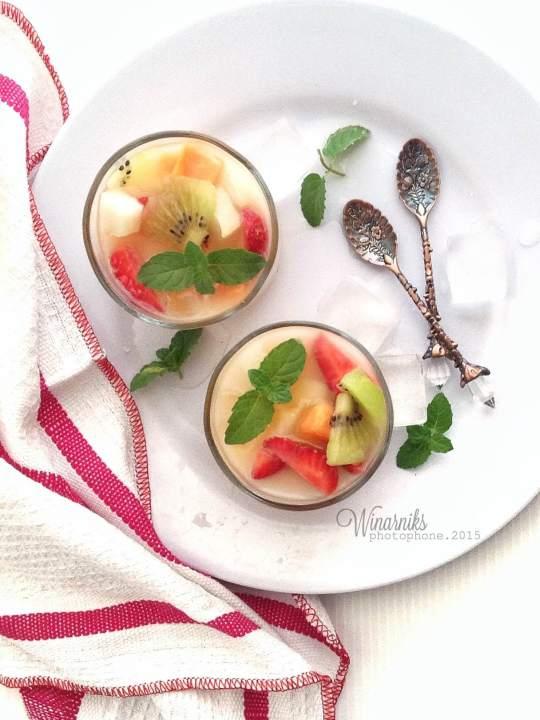 Sop buah