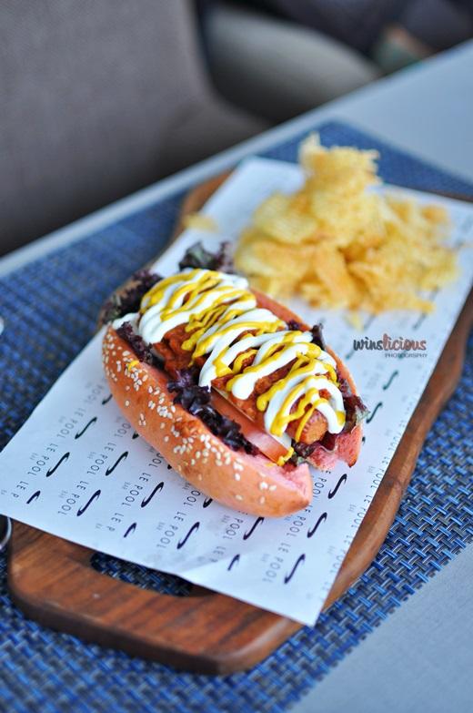 pink hotdog wm