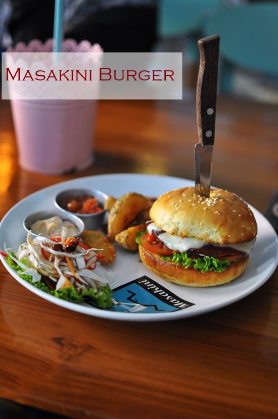Burger Masakini