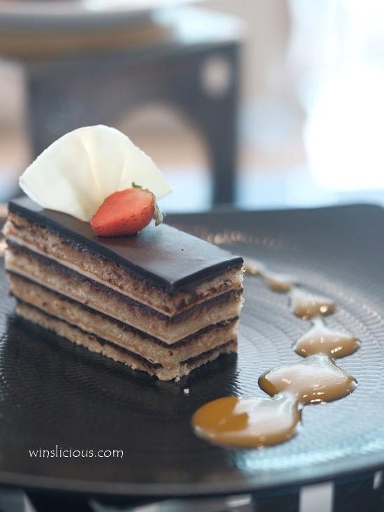 Opera Cake Melia