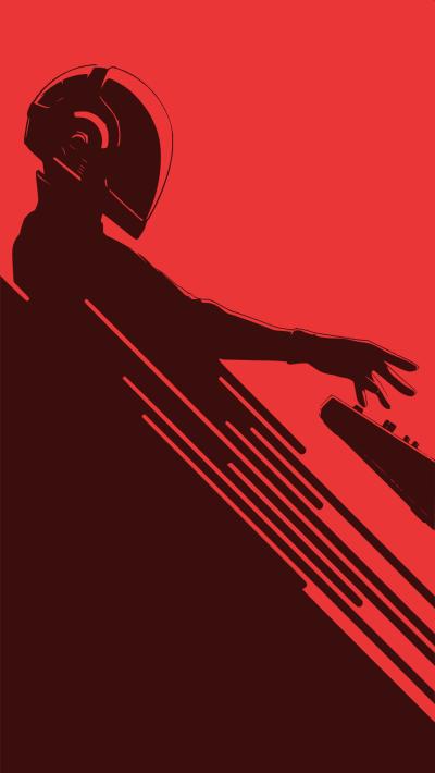 Windows Phone Wallpaper: Daft Punk | WinSource