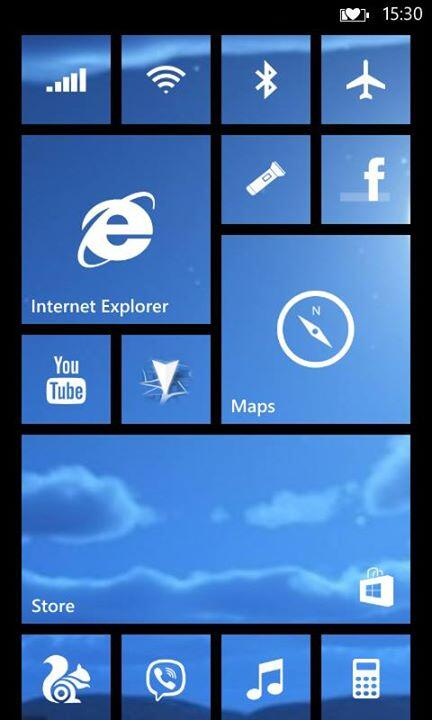 Htc One M8 Wallpaper Hd Microsoft Will Allow You To Skin Start Screen Tiles In