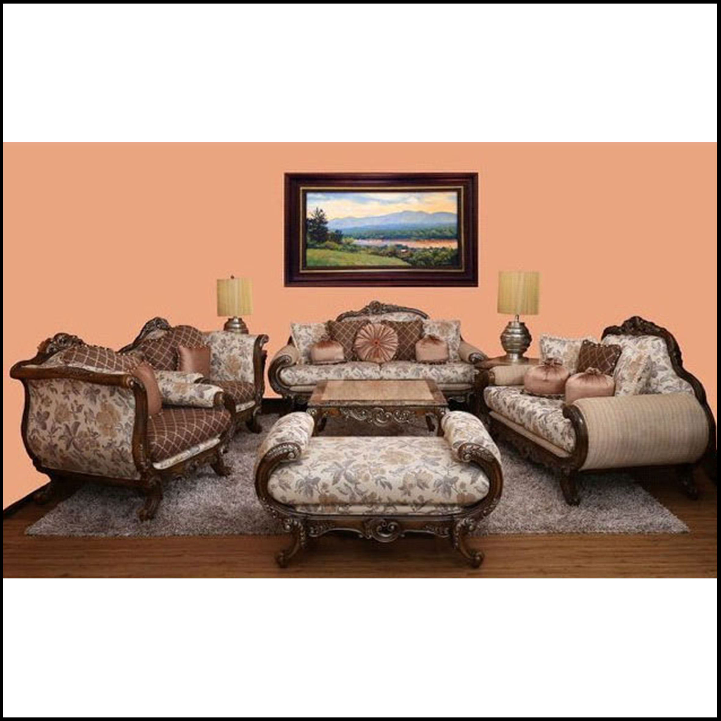 Lounge Suites Beauty 1881 5 Piece Lounge Suite