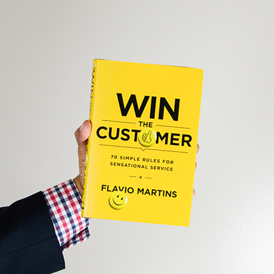 Win the Customer - Customer Service Book