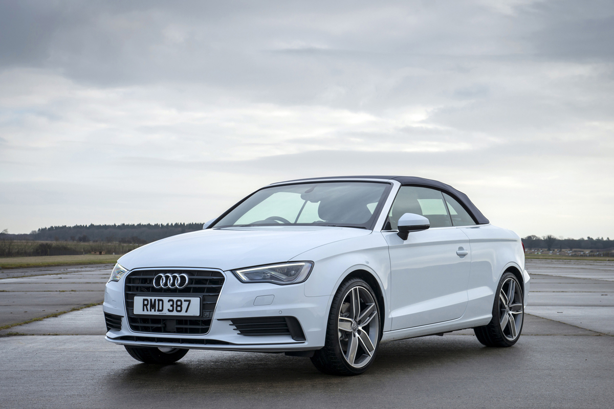A3 Cabriolet Review Audi A3 Cabriolet Review