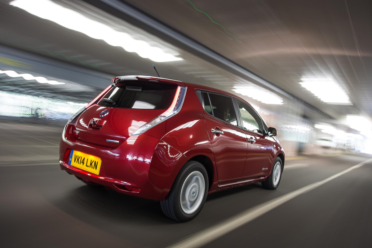 Electric Car Subsidy Uk Nissan Leaf Review