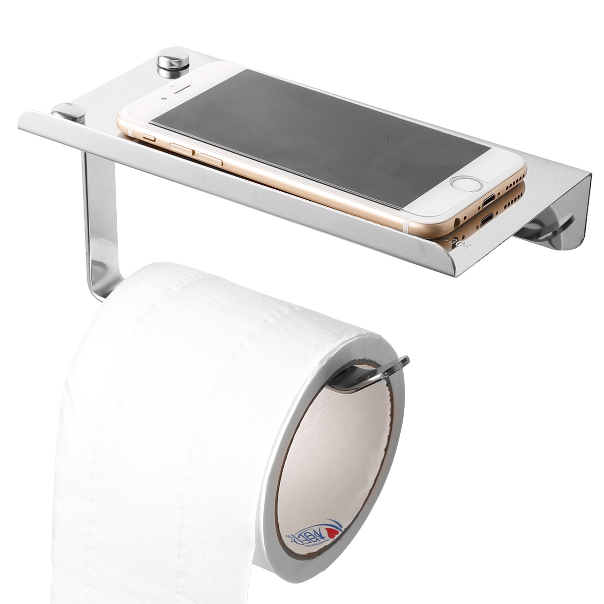 Stainless Steel Toilet Paper Stand Stainless Steel Wall Mounted Bathroom Toilet Paper Holder