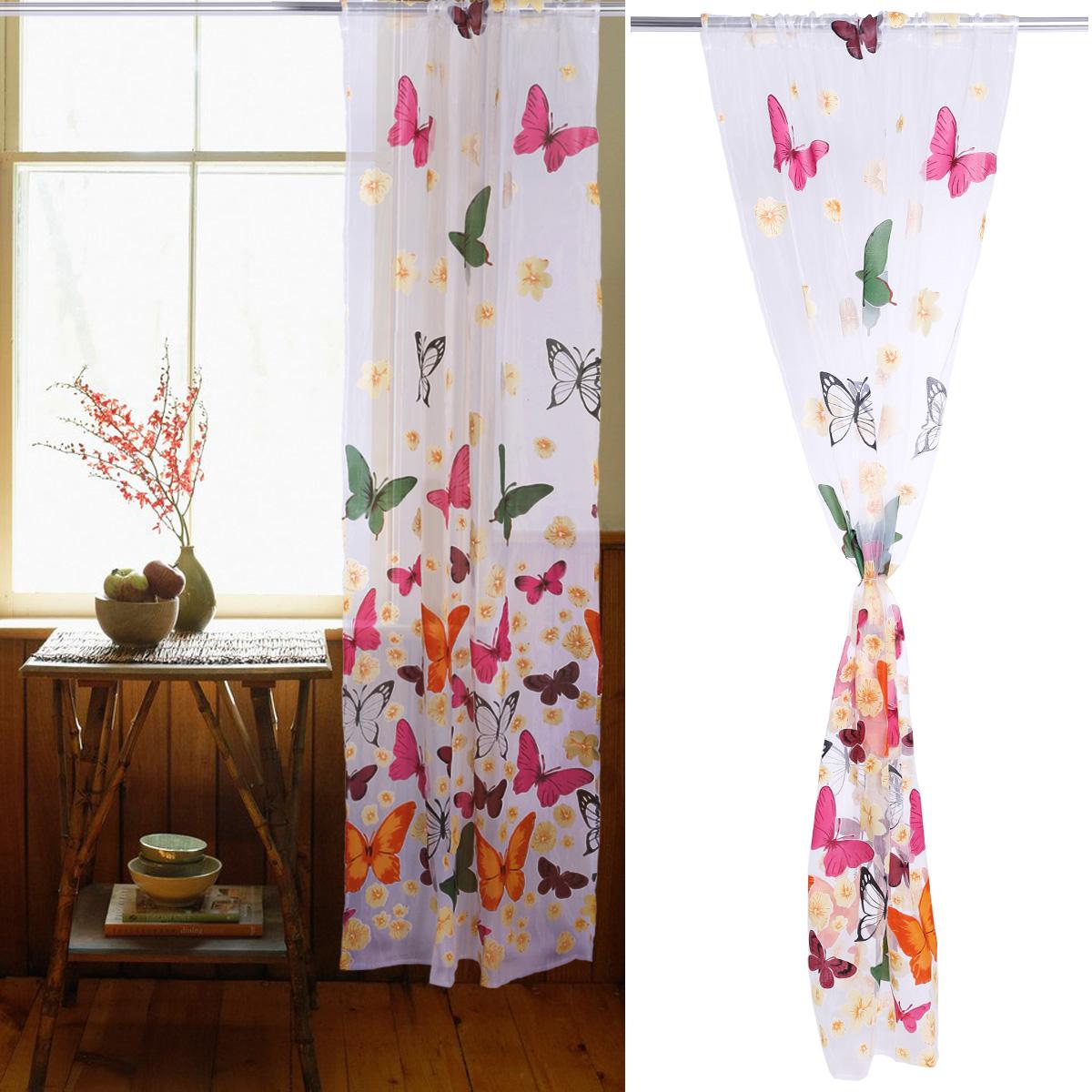 Vorhang Kinderzimmer Schmetterling | Vorhang Kinder Drachen Kinder ...
