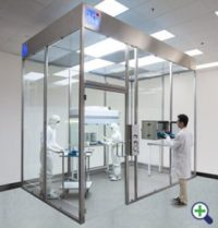Modular Cleanroom BioSafe | New Product - World Industrial ...