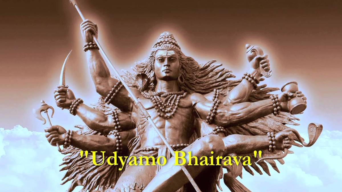 Lord Shiva Angry Wallpapers 3d Hd Bhairav Wiral Feed