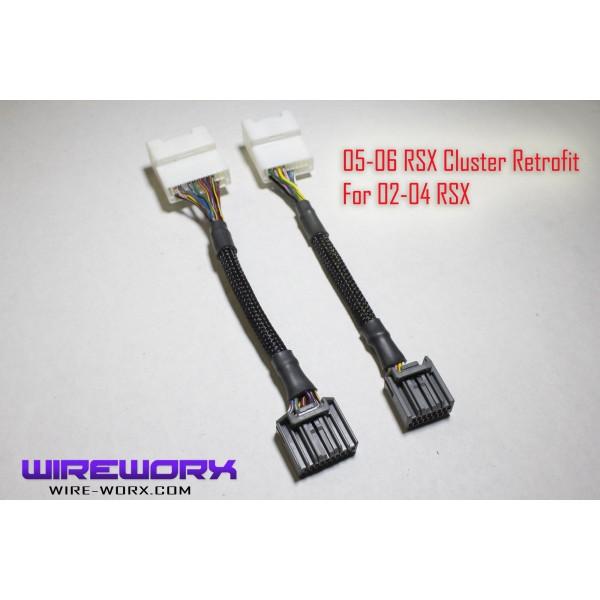 wire rsx diagram harness radio 02 acura