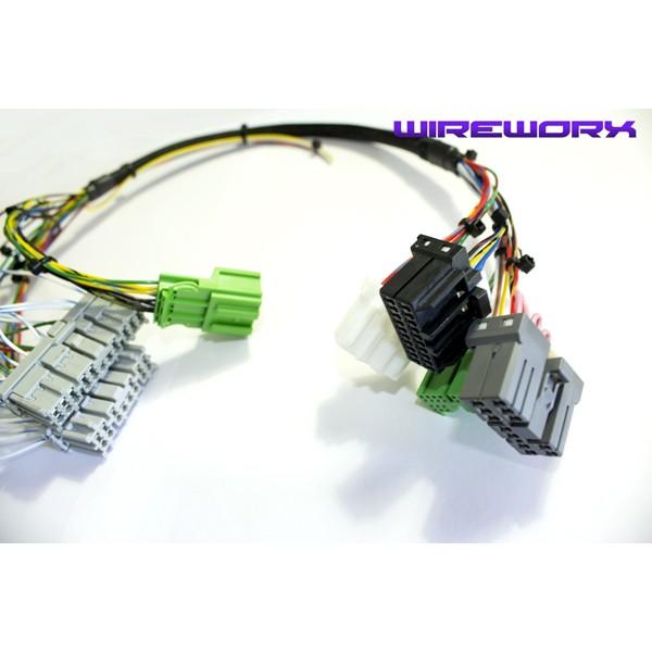WW S2K Dash Conversion Harness - WIREWORX