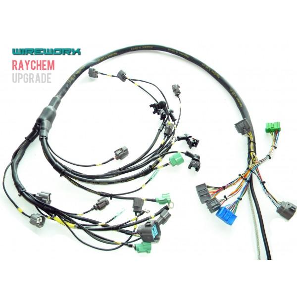 B-Series Non/Milspec Engine Harness - WIREWORX