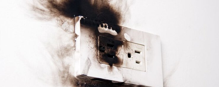 How dangerous is old electrical wiring?