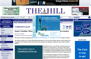 The Hill Screenshot