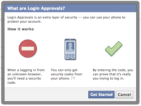 What is Facebook Login Approval