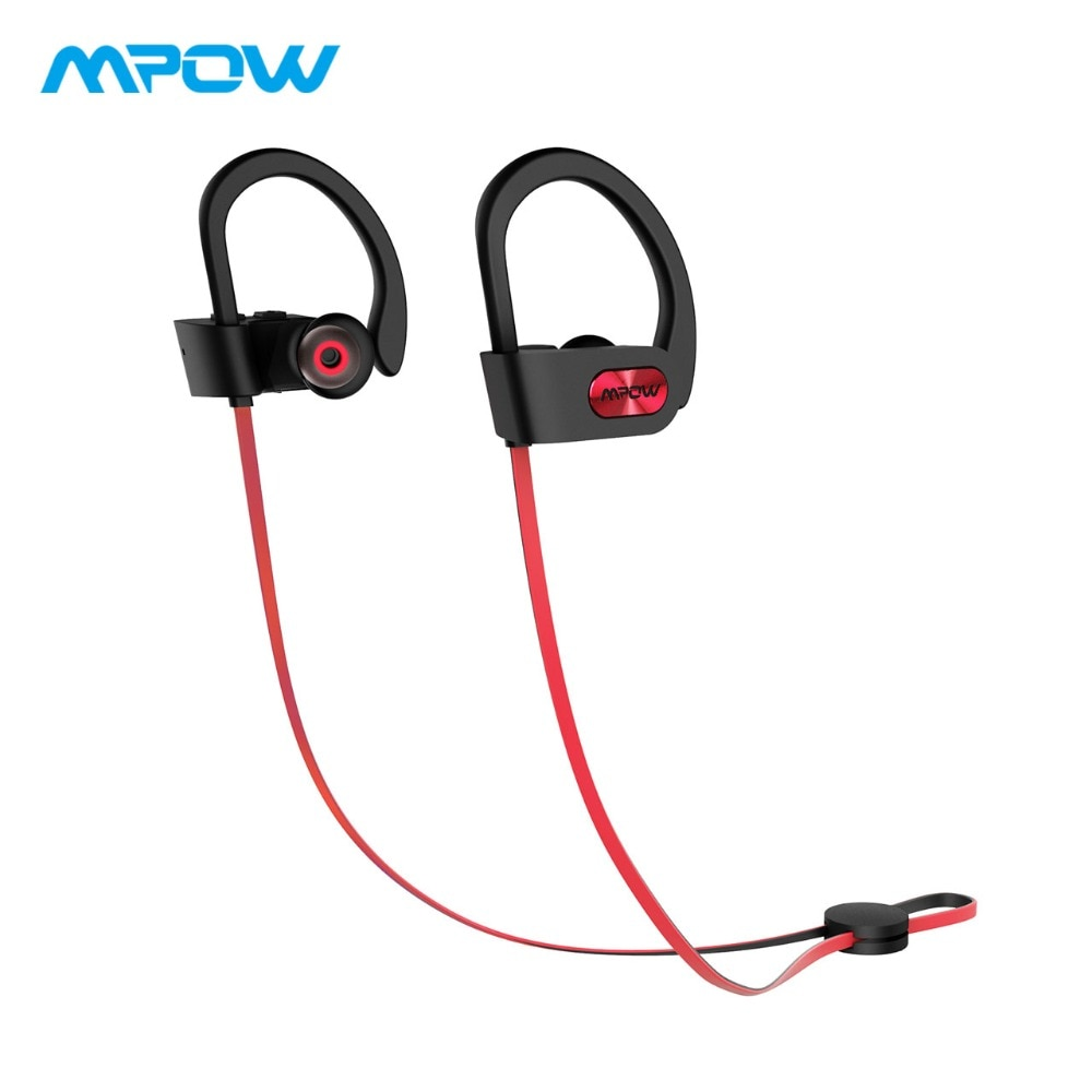 Hifi Shop 24 Original Mpow Flame The Best Bluetooth Headphones Hifi Stereo Wireless Earbuds Waterproof Sport Earphones With Mic Portable Carrying Case
