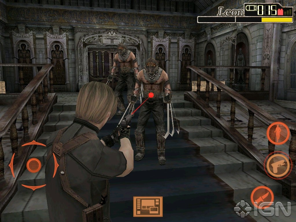download game apk resident evil