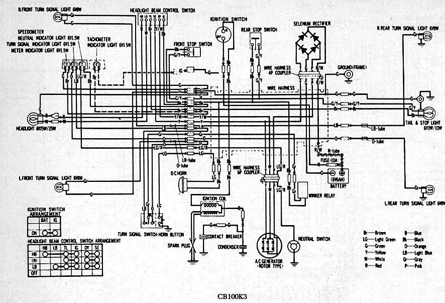 1800 Goldwing Ignition Wiring Diagram Online Wiring Diagram