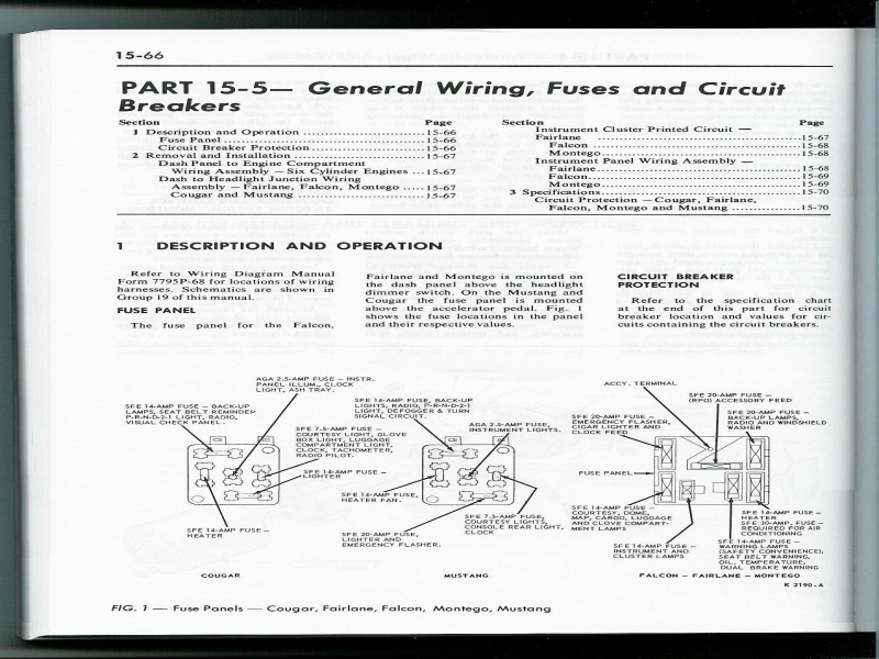 wiring diagram for 1966 ford mustang com wiring diagram