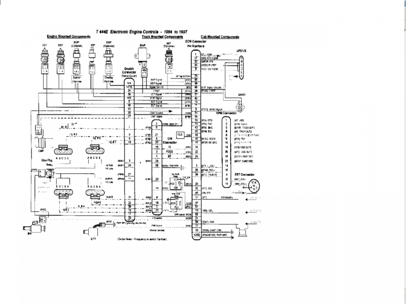 1995 international 4700 fuse box diagram
