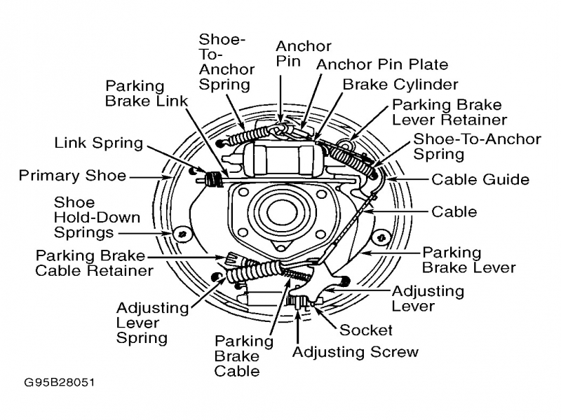 ford escort wiring diagram stereo