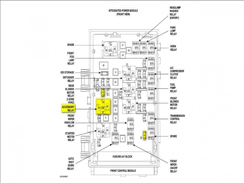 wiring diagram 2008 chrysler town and country