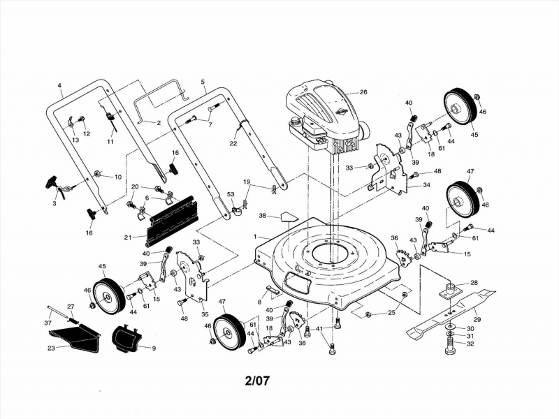 briggs and stratton 20 hp wiring diagram
