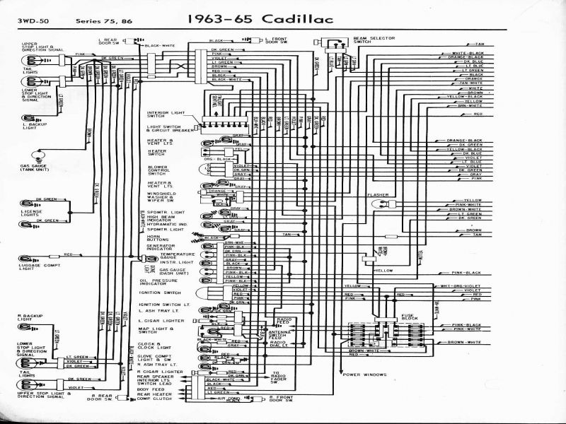 Buick Wiring Diagrams 19571965 new model wiring diagram