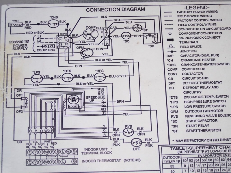 Old Carrier Ac Wiring Diagrams Wiring Schematic Diagram