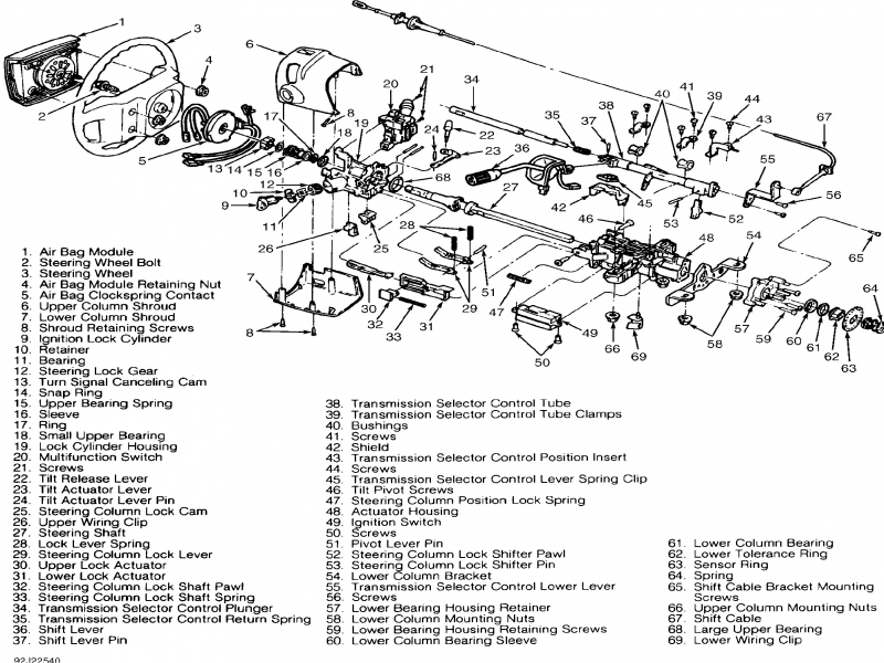 1995 dodge wiring diagram