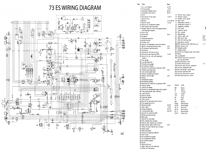2004 volvo s80 electrical wiring diagram
