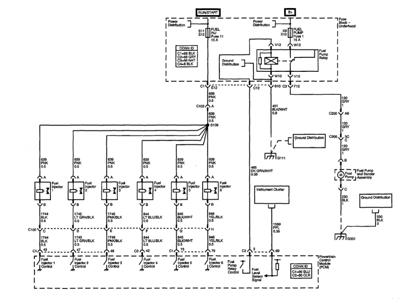 trailer wiring diagram 5 wires