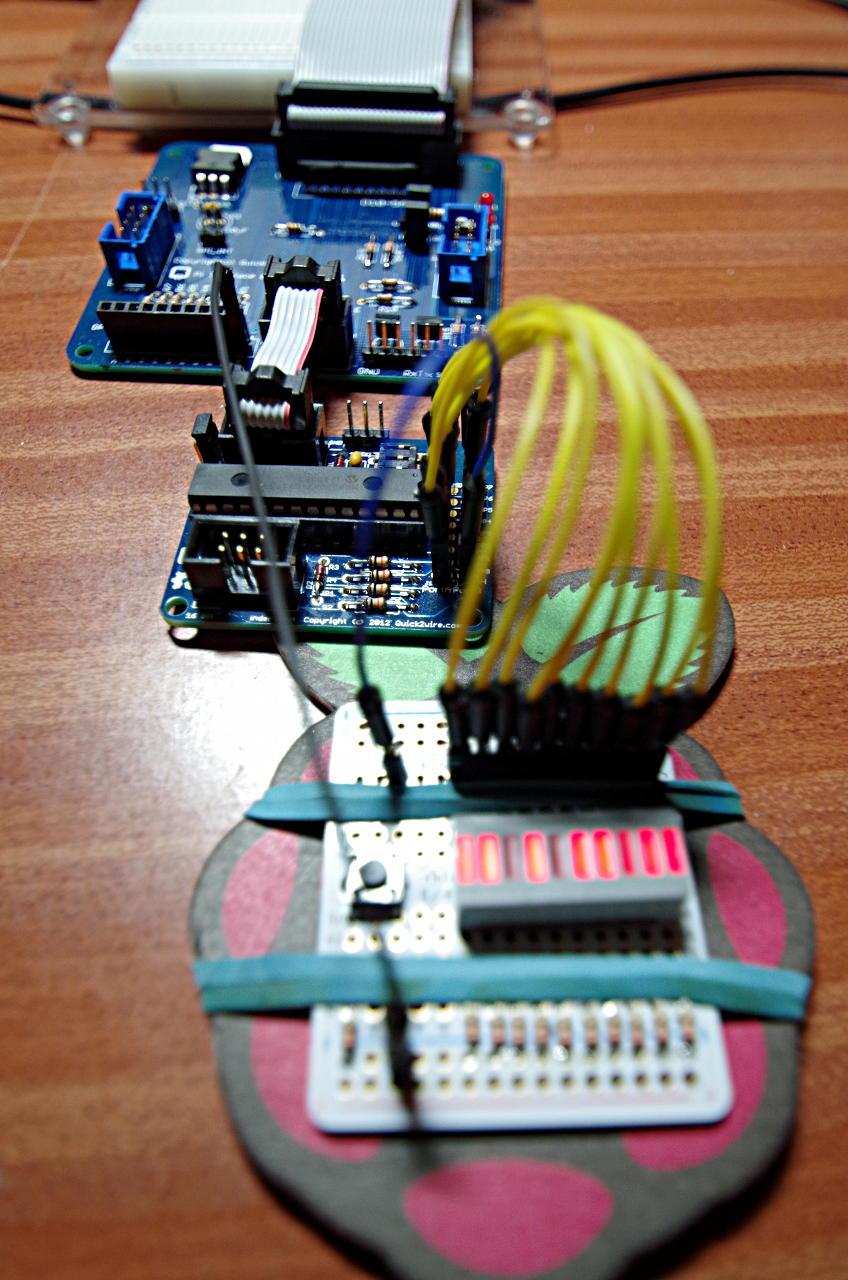 wiringpi 23017