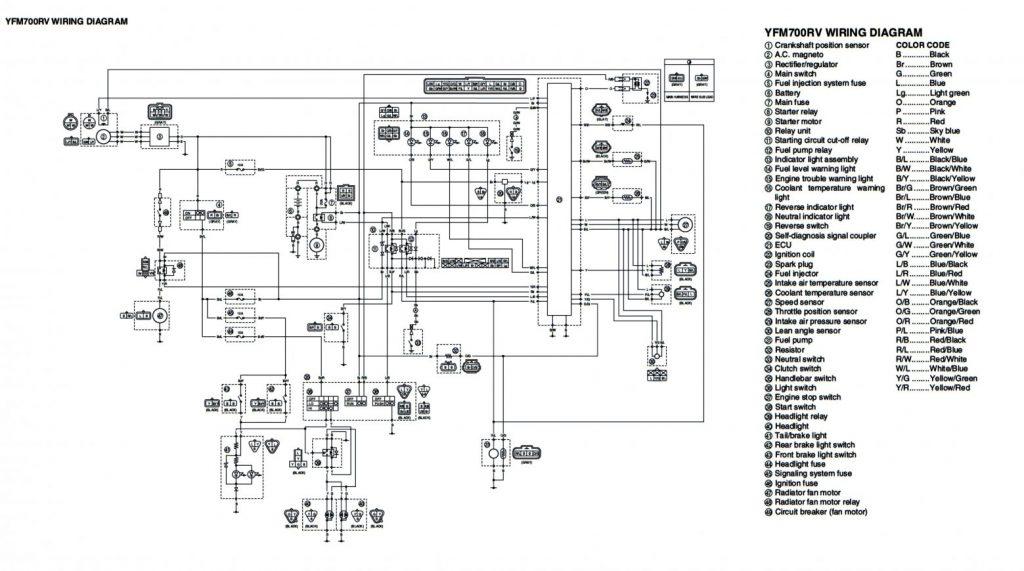 Yfm350 Wiring Diagram - 0xhaetooasouthdarfurradioinfo \u2022