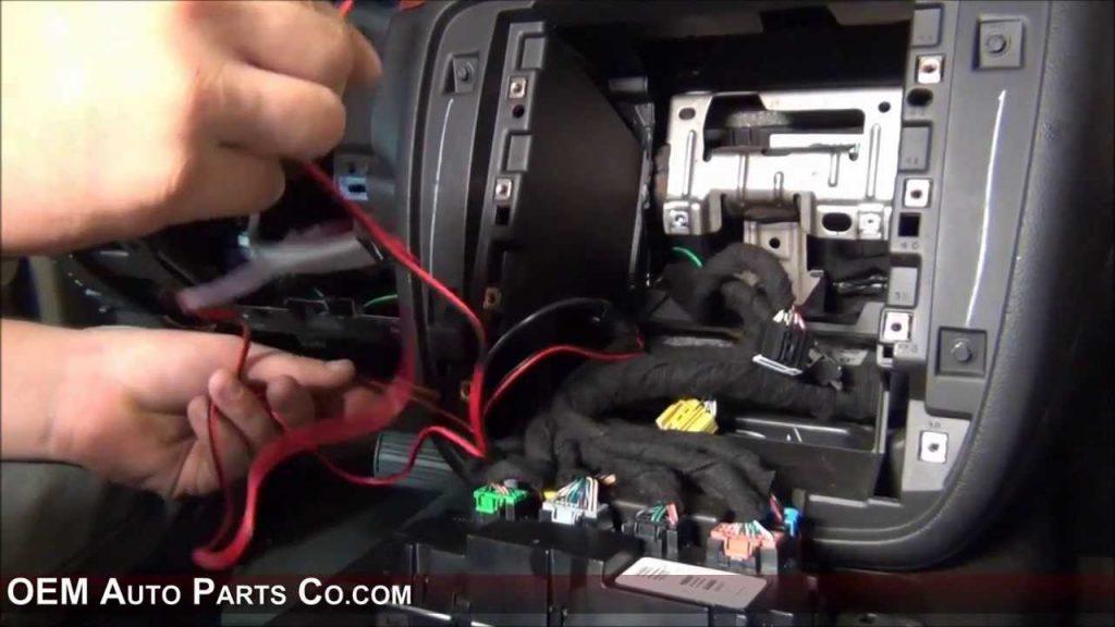 Gm Backup Camera Wiring Diagram Wirings Diagram