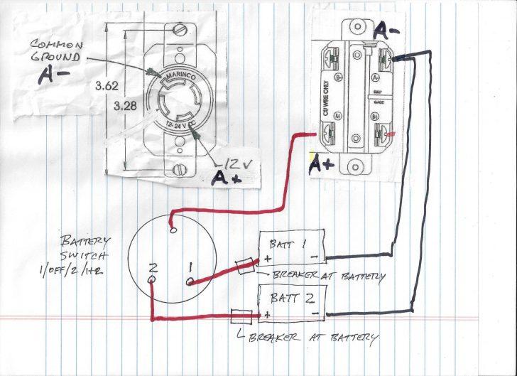 3 prong trolling motor wiring diagram