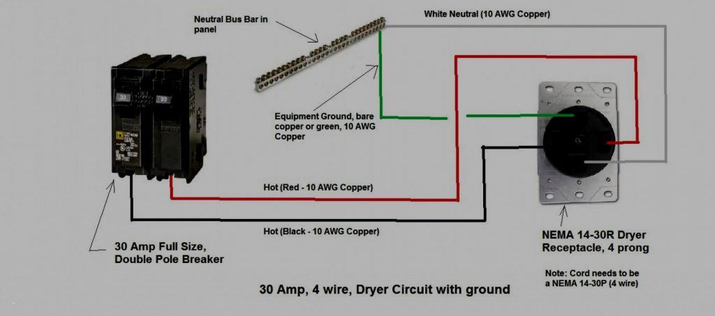 4 Prong Generator Plug Wiring Diagram Wirings Diagram