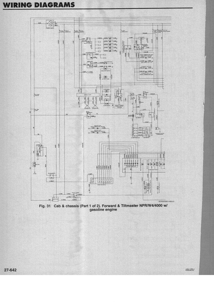 Isuzu Npr Wiring Schematic Index listing of wiring diagrams