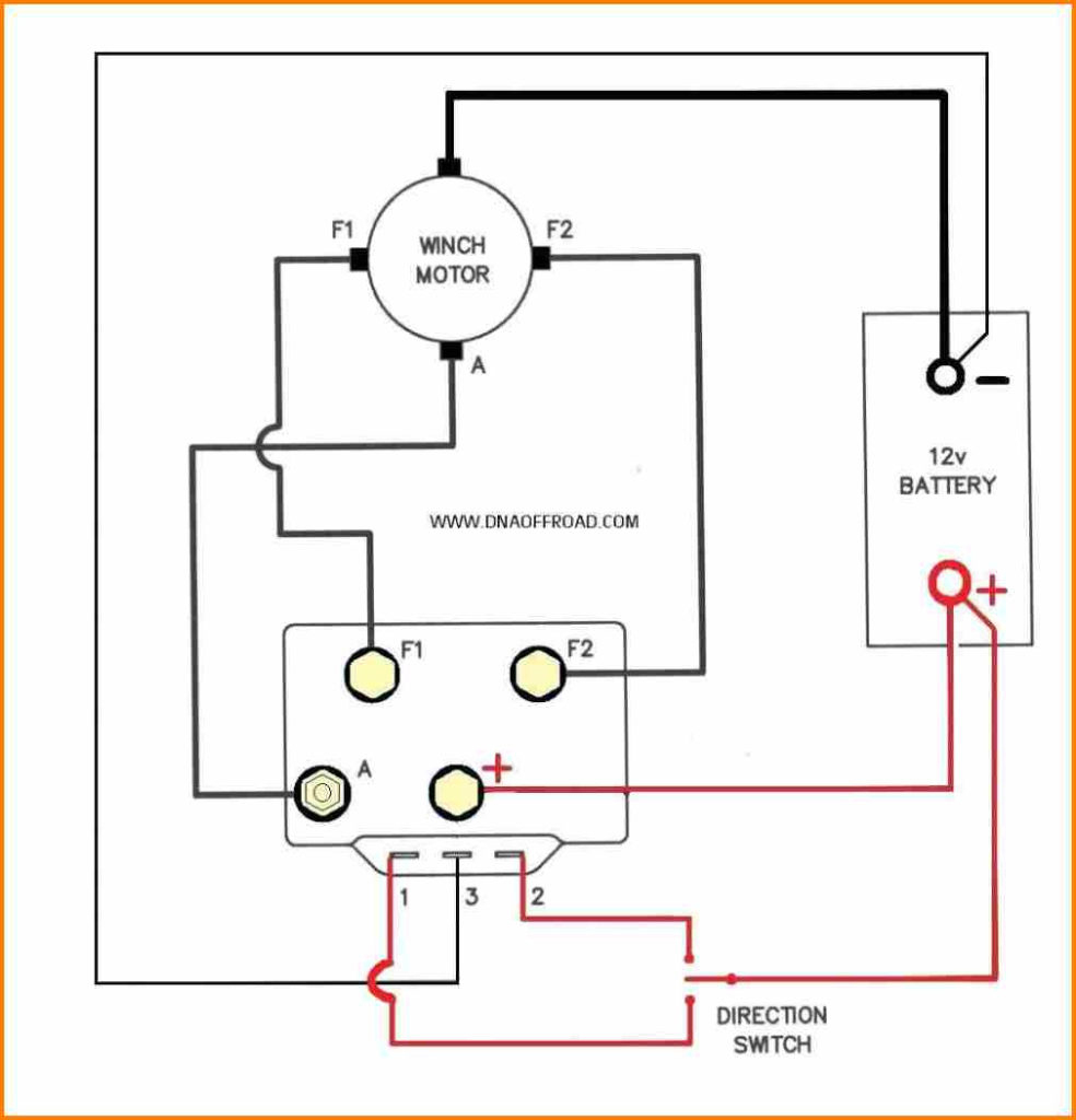 wiring diagram of a crane