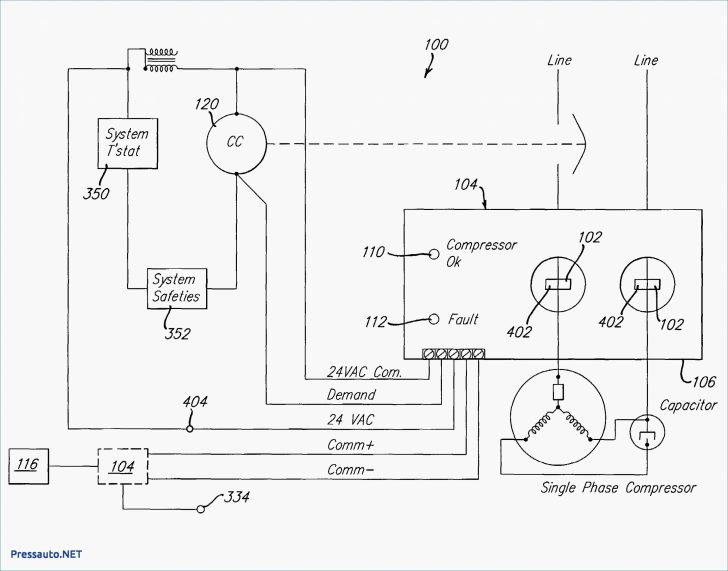 ac condenser contactor wiring diagram Wirings Diagram
