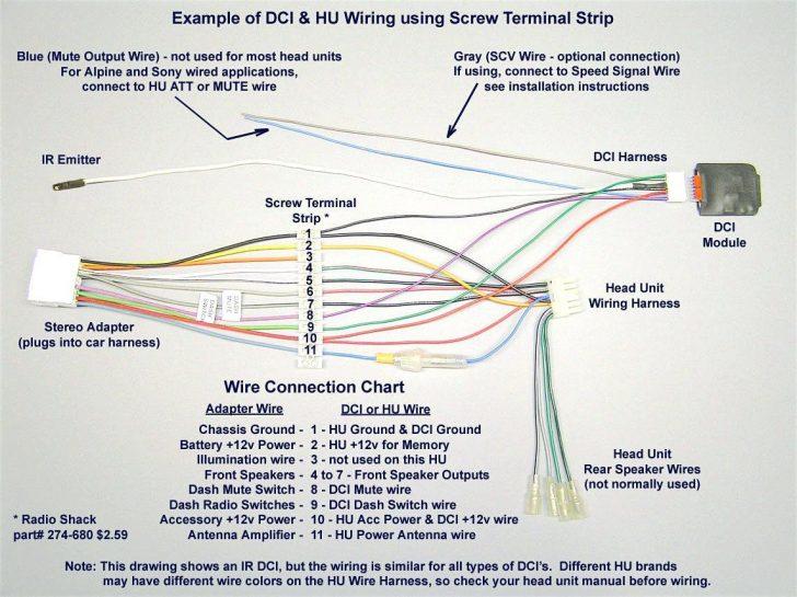 pioneer car stereo wiring diagram free Wirings Diagram