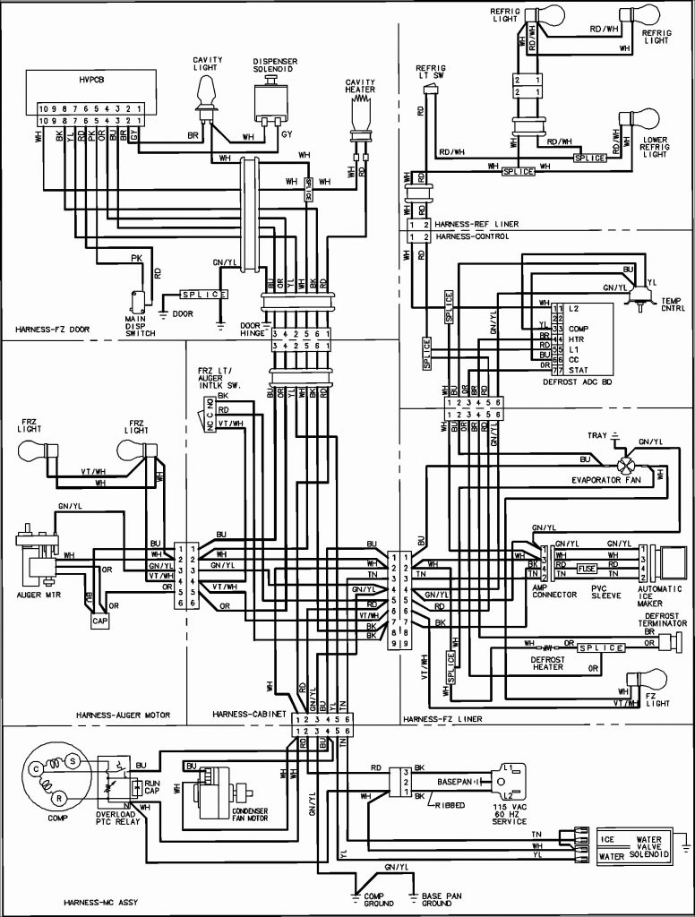pioneer wiring harness pinout