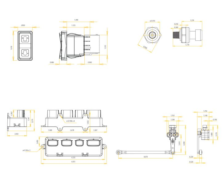 carling rocker switch wiring diagram Wirings Diagram
