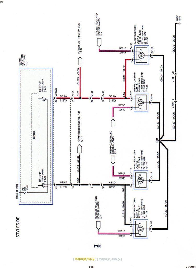 Brake Light Wiring Diagram Wirings Diagram