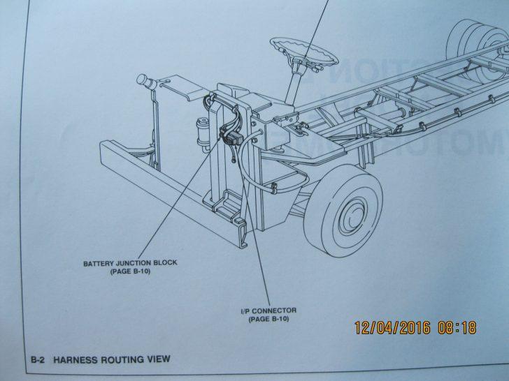 Ford Fleetwood Motorhome Wiring Diagram - Data Wiring Diagram